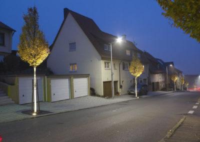 Plieninger Straße Ecke Brunnenstraße