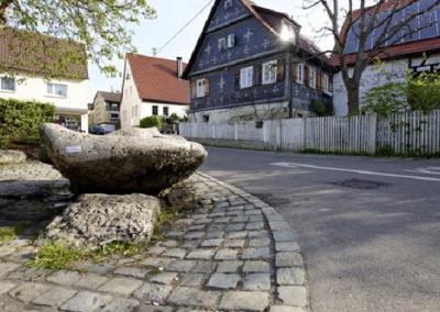 Brunnen Wetteplatz