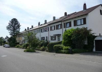 Reihenhäuser Robert-Koch-Straße