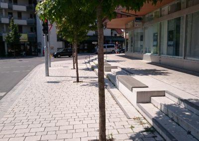 Kreuzung Kirchheimer/Hedelfinger Straße