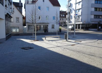 Kronenstraße/Stuttgarter Straße