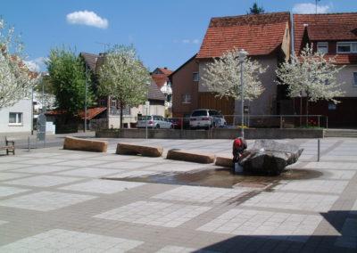 Rathausplatz 4 Mai 06